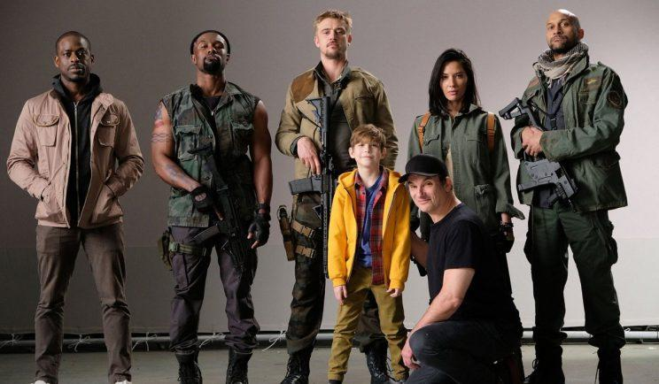 The Predator shows off an exciting new cast - Credit: 20th Century Fox