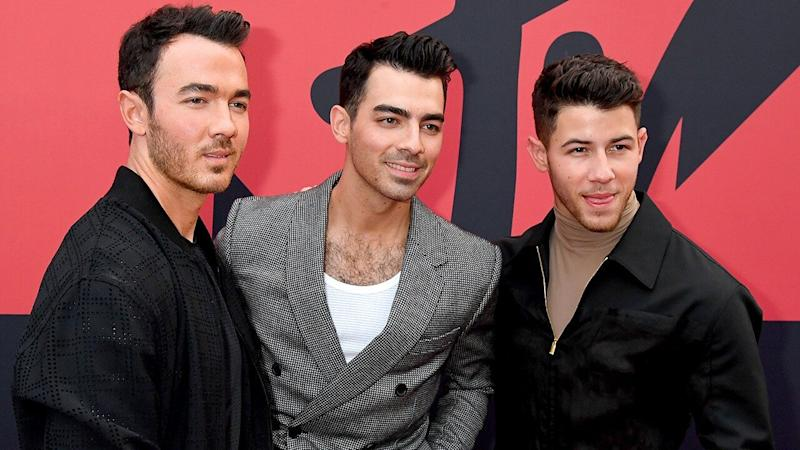 Jonas Brothers Honor the 'Friends' 25th Anniversary With Cute Tribute Video
