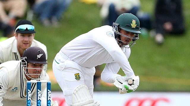 Quinton de Kock will don the gloves for South Africa in the crucial third Test against New Zealand.