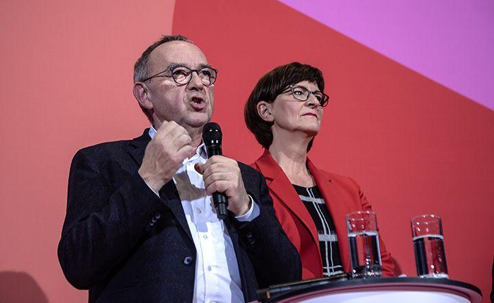 German SPD Sets Out Demands for Staying in Merkel's Government