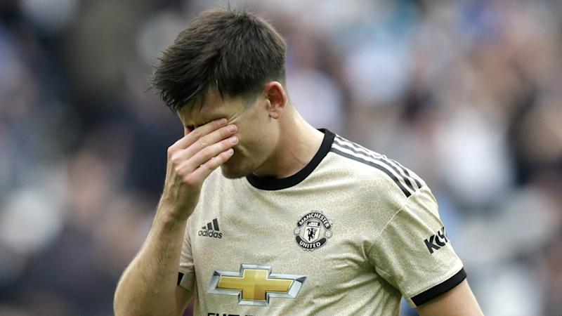 Man Utd defence on worst run away from home since 2002 after defeat at West Ham