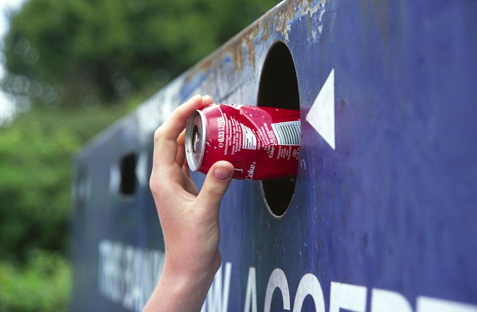 <p>The law in Salisbury, MT states that pop bottles are not to be thrown on the ground. In case you're a litter bug, you should know that this is looked down on in other states, too.</p>