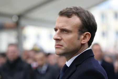 Nationalists boycott Macron during Corsica visit