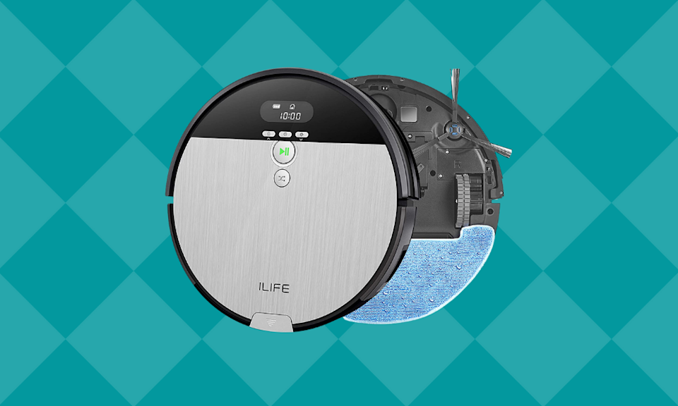 Save up to 43 percent off robot vacuums today. (Photo: Amazon)