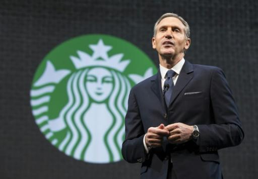 Starbucks to hire 10,000 refugees worldwide after Trump ban