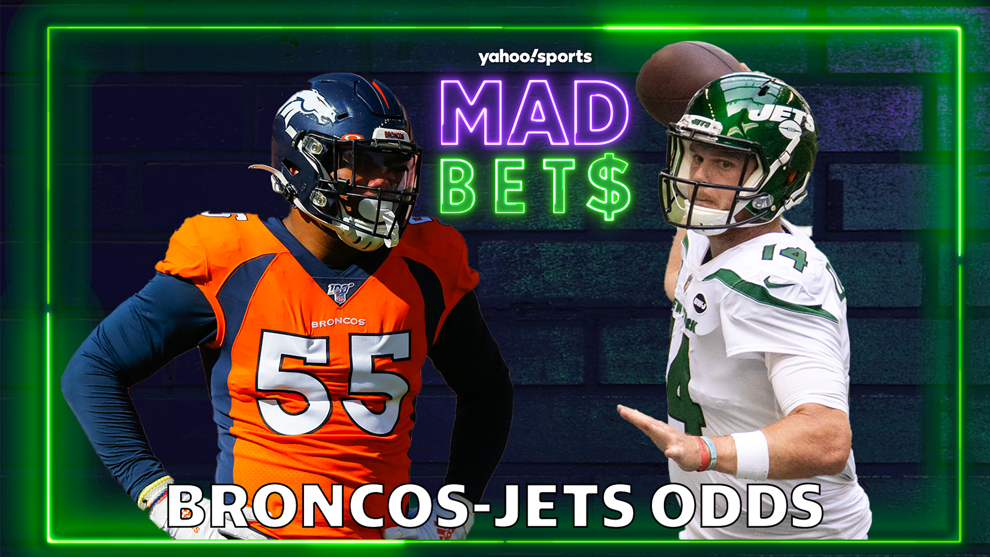 Tie breaker broncos jets betting sports betting mathematical formulas to win