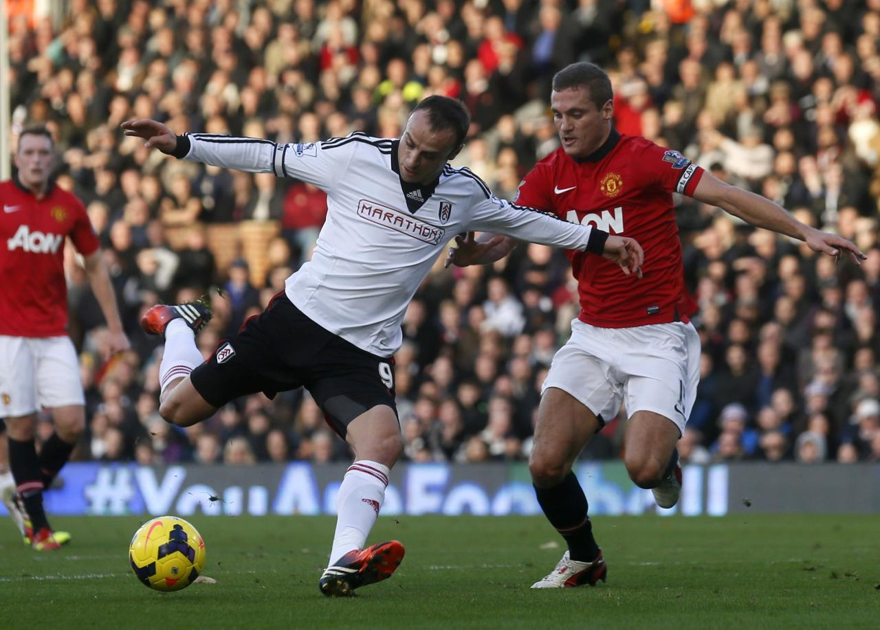 fulham vs man united - photo #33