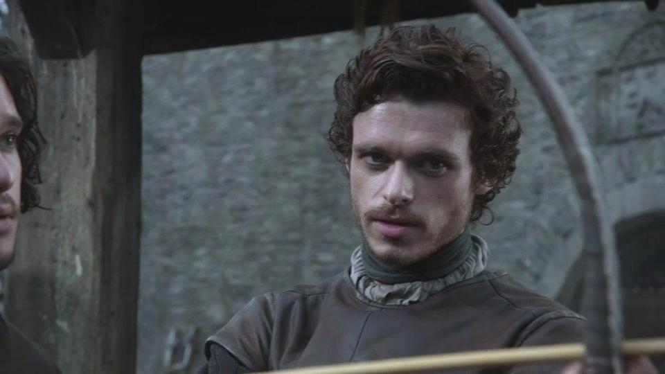 <p>Robb was introduced to us as the next Lord of Winterfell with a bright future ahead of him. Sadly, we all know how that turned out...</p>