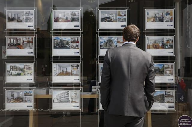 Residential Properties And Houses As London Home Asking Prices Plunge Most In More Than Six Years