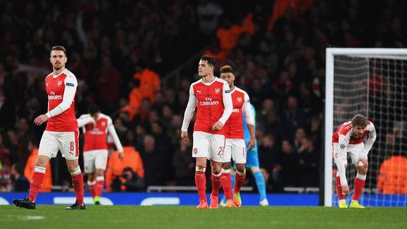 Whilst many Arsenal fans lament their embarrassing elimination from the Champions League at the hands of Bayern Munich and expulsion from the top four of the Premier League with a humbling loss to Liverpool, Aaron Ramsey is in good spirits. The Gunners lost 5-1 twice to Bayern either side of a 3-1 Liverpool loss, but remained in the hunt for the FA Cup with wins over non-league sides Sutton United and Lincoln City in amongst the string of losses. A miserable month for Arsenal fans was...