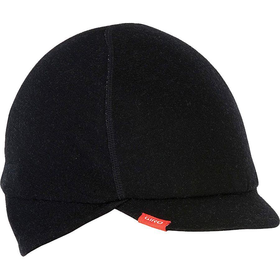 """<p><strong>$45</strong> <a class=""""body-btn-link"""" href=""""https://www.backcountry.com/giro-merino-winter-cap"""" target=""""_blank"""">Buy Now</a></p><p>The Giro Merino Cap packs style both on and off the bike with its subtle brim and earflaps that can fold up and out of the way. Wear it on its own as a fashion accessory or under a helmet on cold days-a breathable X-Static liner wicks moisture, and merino wool fights stink.</p>"""
