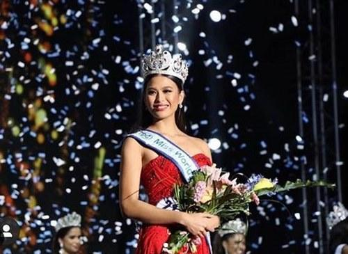 The last Miss World PH was Michelle Dee in 2019