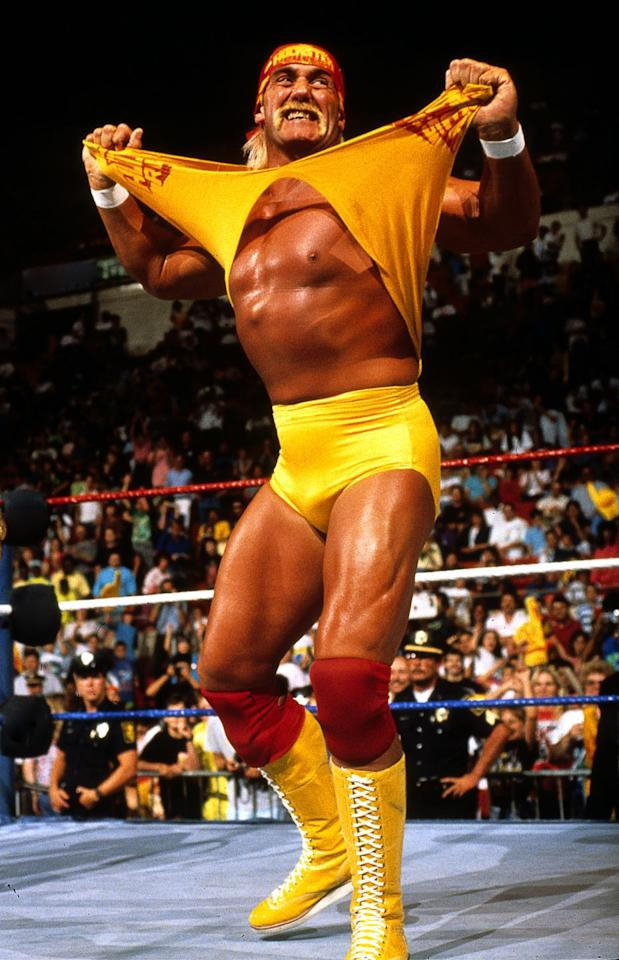 """<p>I don't want to see Hulk Hogan back in the WWE. You don't want to see Hulk Hogan back in the WWE. Even if we could leave aside his <a href=""""https://www.digitalspy.com/showbiz/wwe/news/a673756/hulk-hogan-says-that-wwe-sacking-him-was-best-for-business-after-his-racist-comments/"""">unacceptable racist comments</a> (we can't), Hogan is 66 (SIXTY-SIX! That's long past """"Will you still need me, will you still feed me"""" age).</p><p>His ego has bulldozed its way through countless promotions in the twilight of his career, and there isn't really much place for him in the ensemble cast that is the WWE in 2020. But he <a href=""""https://www.digitalspy.com/tv/ustv/news/a859240/hulk-hogan-hints-at-wwe-return/"""">keeps talking about a return</a>, Triple H is refusing to rule it out, and we're bored senseless of reading stories about it.</p><p>He popped up as the <a href=""""https://www.digitalspy.com/tv/wwe/feature/a869843/wwe-crown-jewel-saudi-arabia-2018-results-video-highlights/"""">host of the controversial WWE Crown Jewel</a>, but he's still talking about a REAL comeback. The only way to end this once and for all is to have one final, in-ring return: a defeat in a career versus promotion match against Velveteen Dream over in NXT.</p>"""