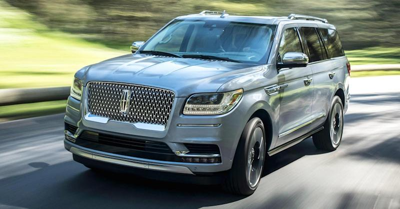 Ford Scrambles to Add Production Volume For 2018 Expedition and Lincoln Navigator