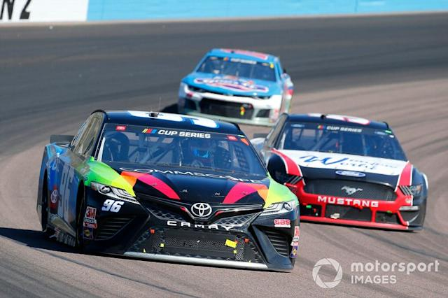 "Daniel Suarez, Gaunt Brothers Racing, Toyota Camry CommScope <span class=""copyright"">Russell LaBounty / NKP / Motorsport Images</span>"