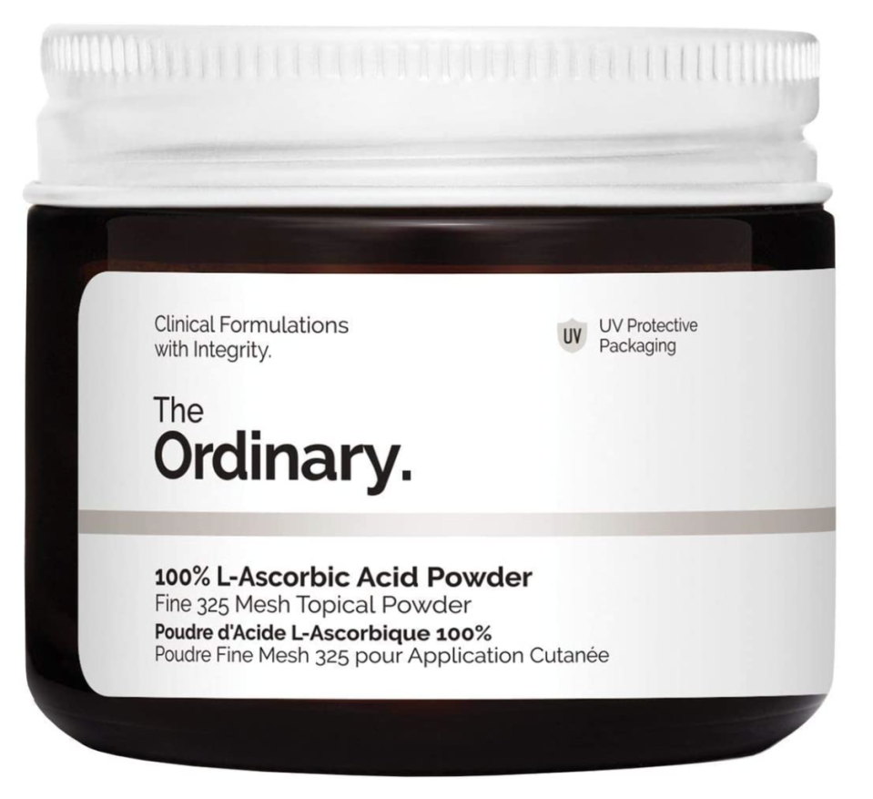 The Ordinary's 100% L-Ascorbic Acid Powder (Photo via The Ordinary)