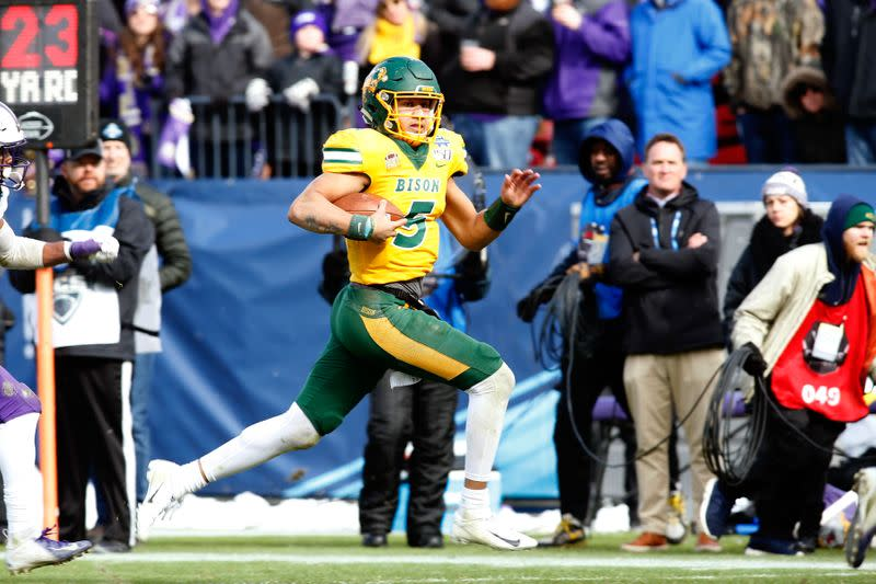 NCAA Football: FCS Championship Game-North Dakota State vs James Madison