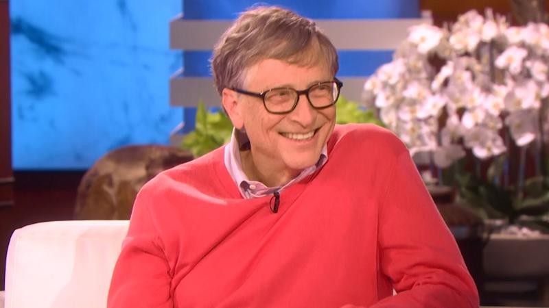 Bill Gates Reveals His Most 'Extravagant' Purchases, Including an Indoor Trampoline Room