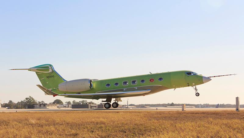 The Gulfstream G600 Jet Passes First Flight with Flying Colors