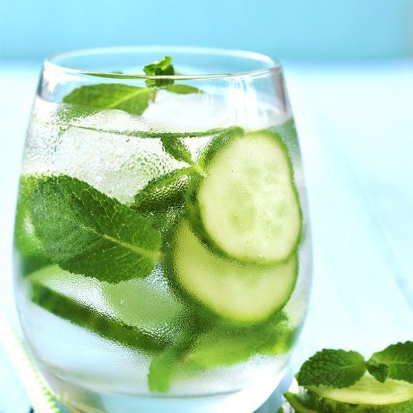 """<p>1 Lime juiced</p><p>4 Basil leaves</p><p>4 Cucumber slices</p><p>Santa Margherita Prosecco Superiore DOCG</p><p>Muddle lime juice, basil and cucumber in a shaker glass. (For extra flavor infusion, allow mixture to marinate in the fridge for at least one hour.) Add ice and shake mixture. Strain the juice only (about ½ oz.) into a Prosecco glass. Top with Prosecco and garnish with a basil leaf and cucumber slice.</p><p><em>Via <a href=""""http://www.santamargherita.com/en"""" rel=""""nofollow noopener"""" target=""""_blank"""" data-ylk=""""slk:Santa Margherita"""" class=""""link rapid-noclick-resp"""">Santa Margherita</a></em></p>"""