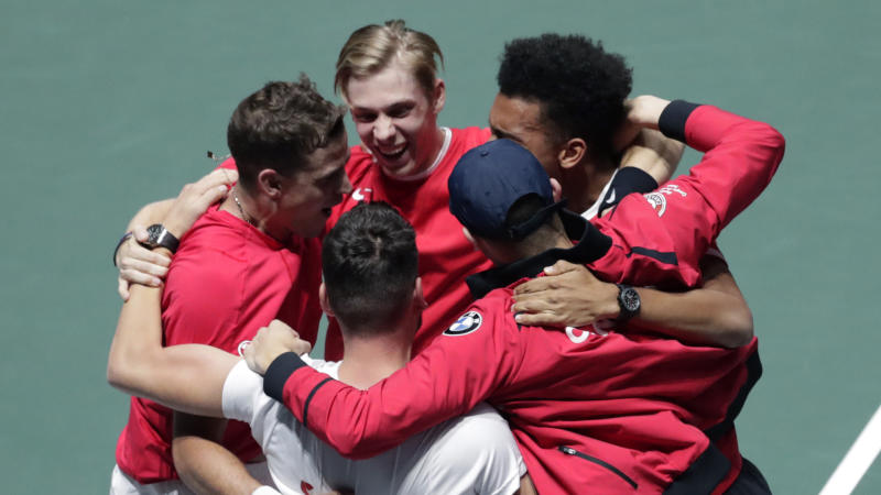 Host Spain wins sixth Davis Cup title