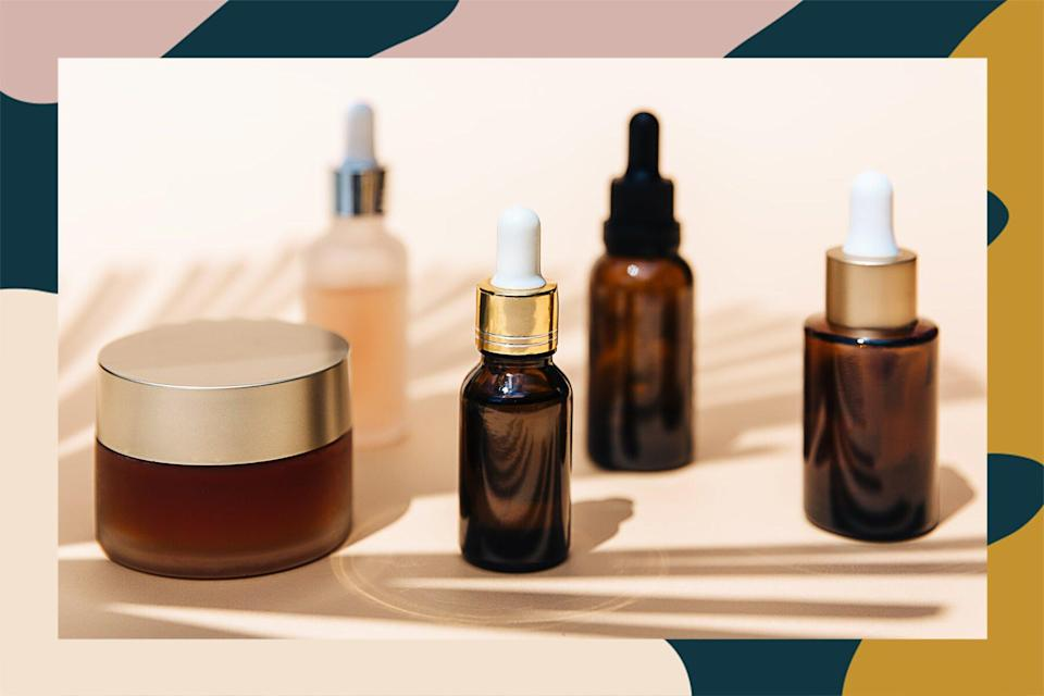 formaldehyde beauty products