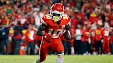 Tyreek Hill releases statement regarding investigation into child battery