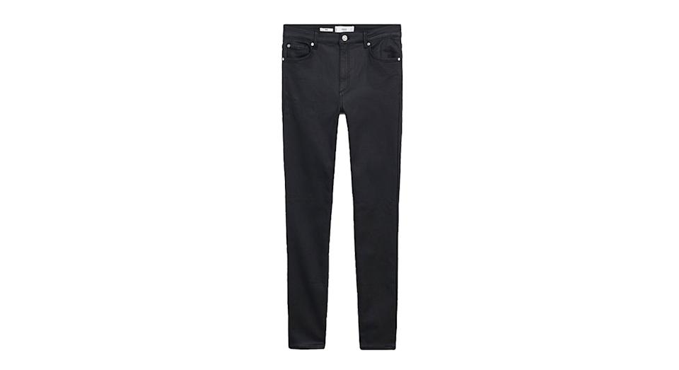 Noa High Waisted Skinny Jeans