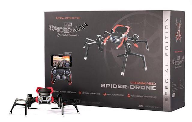 The streaming video drone (Photo: Skyrocket)