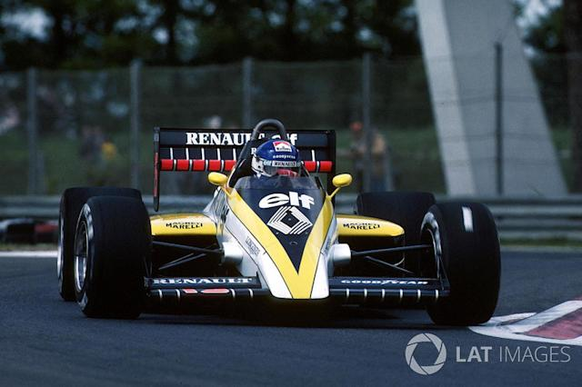 "Patrick Tambay, Renault RE60 <span class=""copyright"">Sutton Motorsport Images</span>"