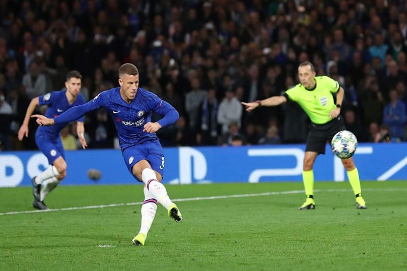 Champions League:  Ross Barkley's Penalty Blunder Costs Chelsea in Home Defeat to Valencia