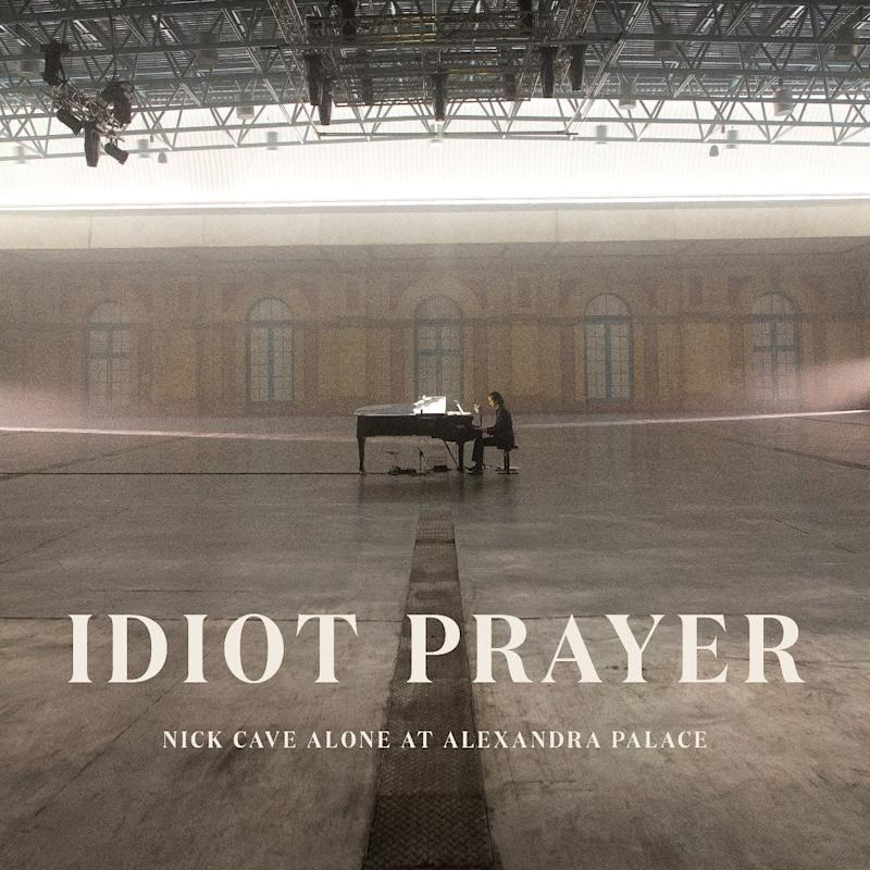 Nick Cave Idiot Prayer artwork