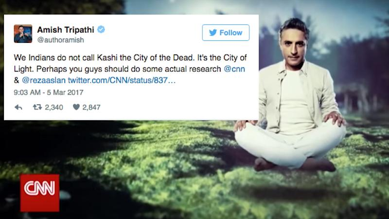 CNN Trolled For Calling Varanasi The 'City of The Dead'