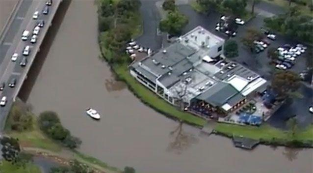 The new search area. Source: 7News