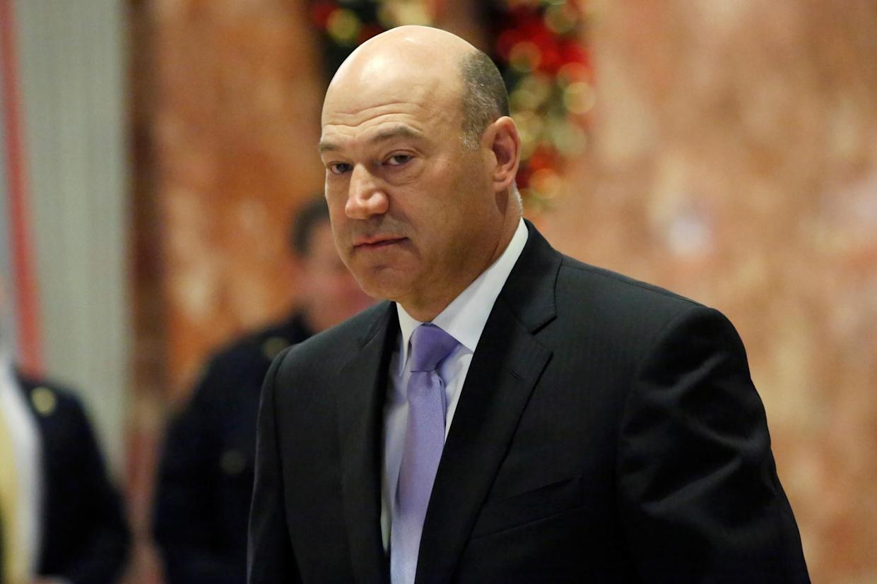 National Economic Council Director Gary Cohn is reportedly on the short list to replace Reince Priebus as White House chief of staff. (Photo: Andrew Kelly/Reuters)