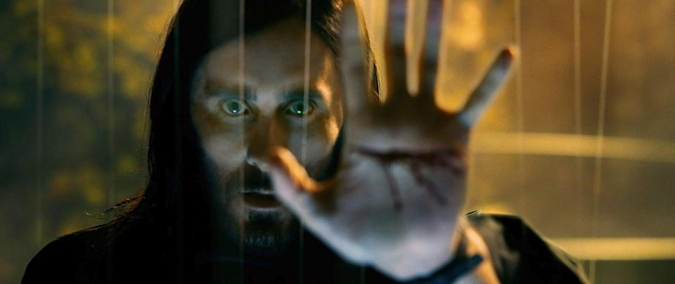 <p>The Jared Leto-led <strong>Spider-Man</strong> spinoff film has been moved from July 31, 2020 to Jan. 21, 2022.</p>