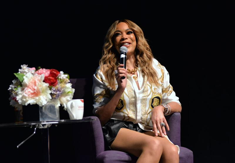 Wendy Williams diagnosed with swelling condition lymphedema
