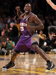 Jason Richardson's 3-pointer had the Suns thinking they were headed for overtime