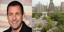 <p><strong>New York University </strong></p><p> Sandler attended New York University and graduated with a Bachelor of Fine Arts degree. During his freshman year, he was offered a recurring role as the Huxtable's family friend Smitter on <em>The Cosby Show</em>. He also performed regularly in clubs and at universities.<br></p>