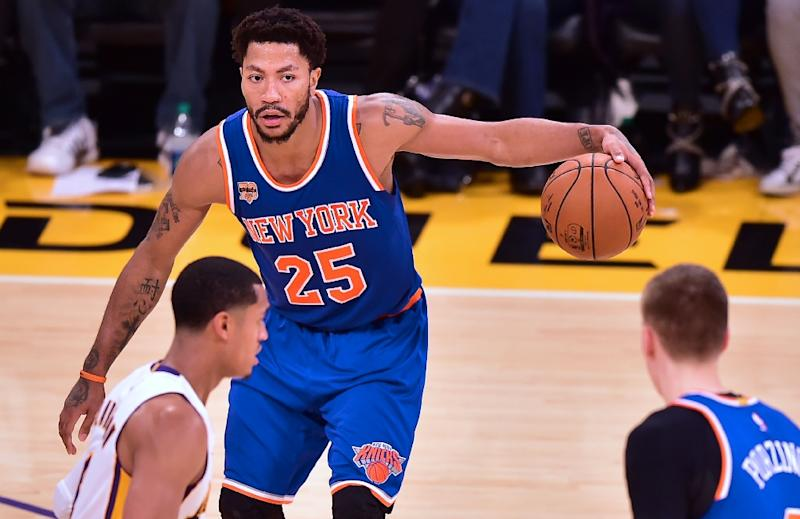 028a80089f02 Free agent point guard Derrick Rose is set to sign a one-year