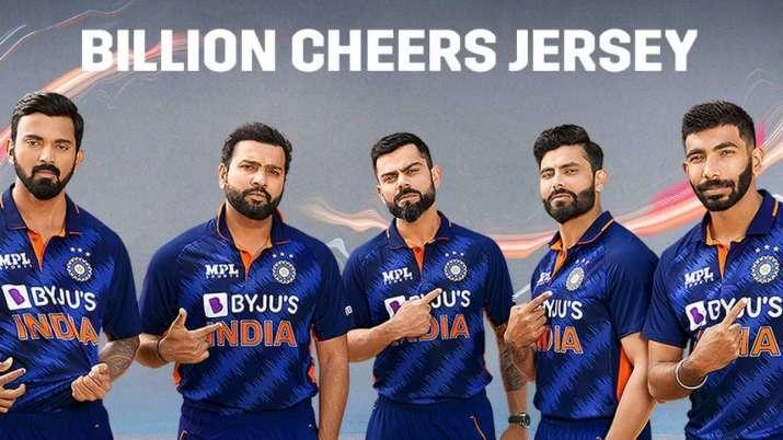 Team India Jersey T20 World Cup 2021