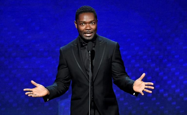 "Actor David Oyelowo, pictured in November 2019, unveiled ""The Water Man,"" marking his directorial debut"