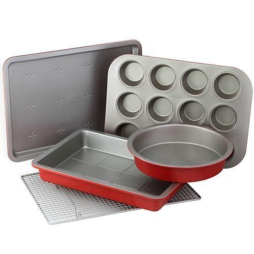 """<p><strong>Houghton Mifflin Harcourt</strong></p><p>delishessentials.com</p><p><strong>$89.99</strong></p><p><a href=""""https://delishessentials.com/collections/baking/products/ultimate-bake-bundle"""" rel=""""nofollow noopener"""" target=""""_blank"""" data-ylk=""""slk:BUY NOW"""" class=""""link rapid-noclick-resp"""">BUY NOW</a></p><p>Every dessert lover needs some good bakeware, and this Delish Essentials bundle is the perfect set. </p><p><strong>See more on <a href=""""https://delishessentials.com/"""" rel=""""nofollow noopener"""" target=""""_blank"""" data-ylk=""""slk:delishessentials.com"""" class=""""link rapid-noclick-resp"""">delishessentials.com</a>. </strong></p>"""