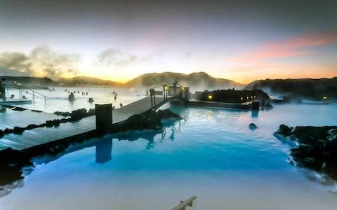 The Blue Lagoon is a must for fans of volcanic spas - Credit: istock