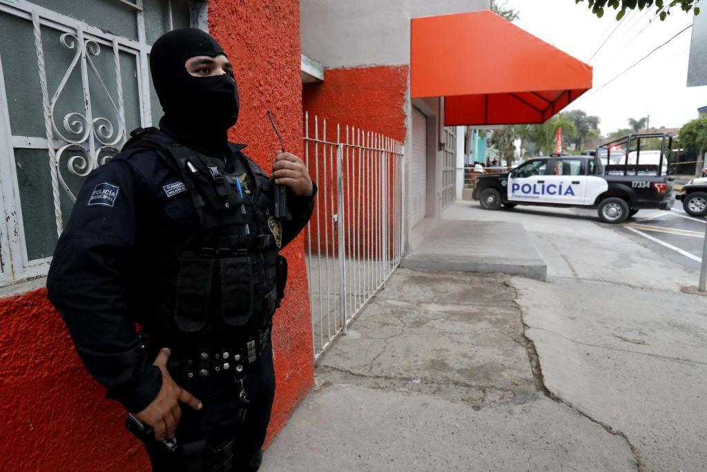 Several cities in Mexico have seen violence due to organized crime.