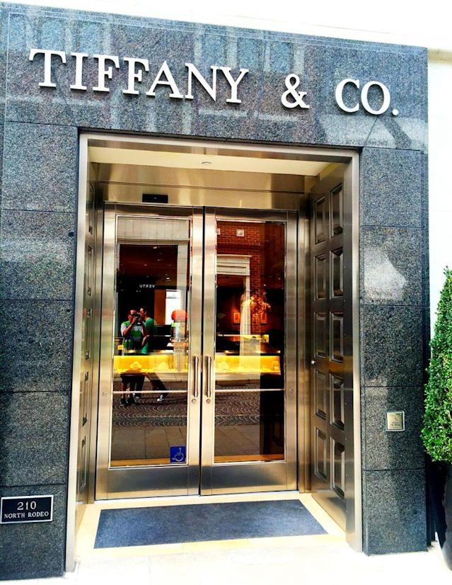 Tiffany & Co. (Photo: Mark Wilson/Getty Images)