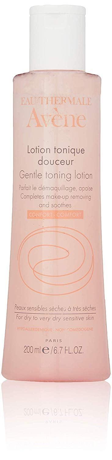 <p>You already know and trust Avene for its skin-safe formulas that get the job done but without compromising your moisture barrier, and the <span>Eau Thermale Avene Gentle Toning Lotion</span> ($20) is no exception. </p>