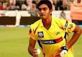 V ijay Shankar played for CSK in 2014