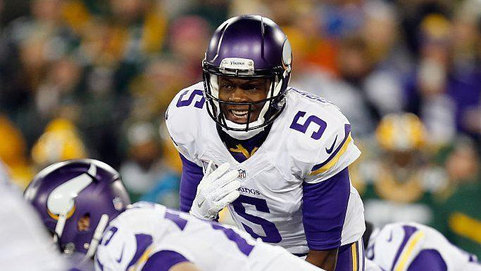Teddy Bridgewater has reportedly agreed to a one-year deal with the New York Jets. (Getty)