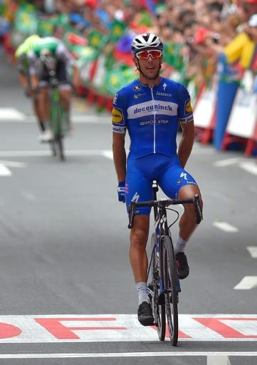 Philippe Gilbert could spring a surprise too